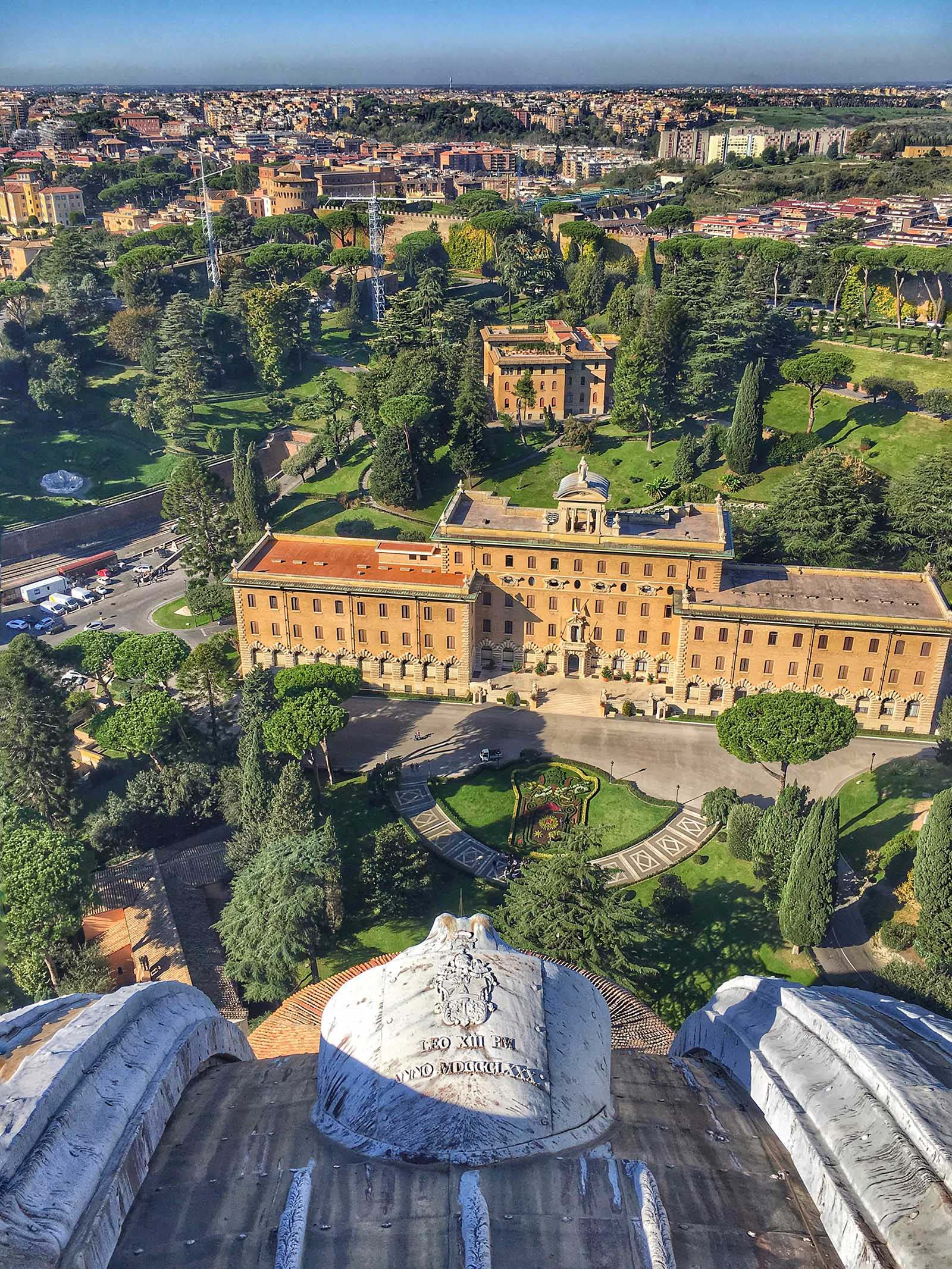 Vatican Museums And Gardens Rome On Foot